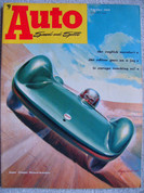 Auto Speed/Sport Feb. 1952