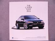 Cadillac Catera 1998