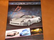 Callaway C12 Corvette