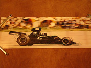George Follmer Formula one GP Shadow
