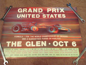 GP of USA 1967 Graham Hill Formula 1 Lotus