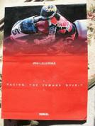 Huge Yamaha 1998 poster calendar
