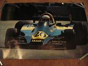 Jody Scheckter formula one Wolf ford 1977