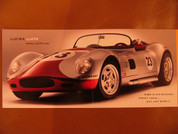 Lucra LC470 sport car replica new