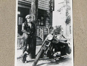 Marlon Brando,Wild One Movie picture