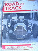 May 1950 Road and Track