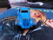 Mercedes Benz SSK 500 Tootsie toy diecast