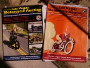 Mid America Las Vegas Motorcycle 2009 auction 2008 catalogs