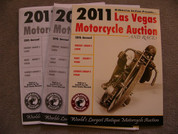 MidAmerica Las Vegas 2011 motorcycle auction catalog