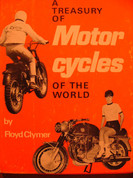 Motor Cycles of the world 1960`s large book