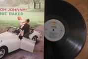 OH johnny / Bonnie Baker Jaguar XK120 cover
