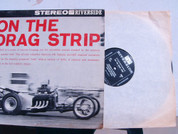 On the Drag Strip Riverside records 1959 Stereo