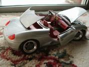 Porsche Boxster maisto model