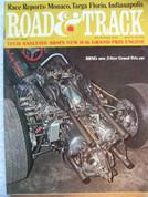 Volvo1800 ,BRM H16,Avanti,Road and Track magazine August 1966