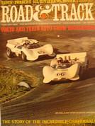 Porsche 912,Riviera,Duesenberg,Road and Track magazine February 1966