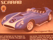 Scarab sports car Lance Reventlow
