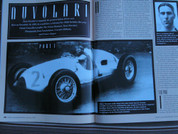 Tazio Nuvolari,Sports Car International Dec.1992