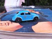 Tootsie Toy Volkswagen Beetle