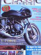 Vincent Black Shadow, Royal Enfield Metisse, BSA A7 in Classic Bike