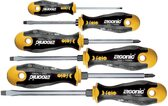 FELO 53167 Ergonic 6 pc set Slotted & Phillips
