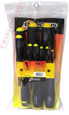 10637 Bondhus Set 13 Balldriver Screwdrivers .050-3/8