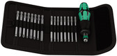 05059295001 WERA KRAFTFORM KOMPAKT 60 POUCH (17PC SET)
