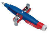 00 11 17 Knipex PEN STYLE W/ LIVE CONDUCTOR LIGHT WRENCH FOR SWITCH CABINET