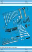 HAZET 0-190/80 TOOL ASSORTMENT