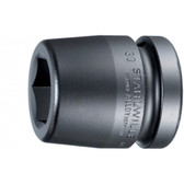 26010038 Stahlwille 60IMP-38 1 Drive Impact Hexagon Sockets