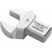 58214017 Stahlwille 731/40-17 Open End Insert Tool