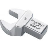 58214027 Stahlwille 731/40-27 Open End Insert Tool