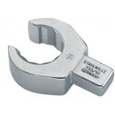 58231022 Stahlwille 733/10-22 Open Ring Insert Tool