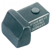 58270010 Stahlwille 737/10 Blank End Insert  9X12