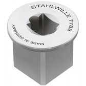 58521088 Stahlwille 7788 3/8 x 3/4 Adaptor