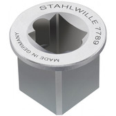 58521089 Stahlwille 7789 1/2 X 3/4 Square Drive Adaptor
