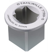 58524091 Stahlwille 7789-5 3/8 X 1/2 Square Drive Adaptor