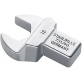 58614028 Stahlwille 731A/40-7/16 SAE Open End Insert