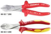 66027160 Stahlwille 66027160 Heavy Duty Side Cutters