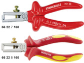 66227160 Stahlwille 66227160 Wire Stripping Pliers