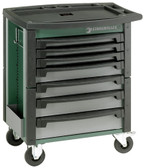 81160010 Stahlwille 97N/7KM Tool Trolley Green