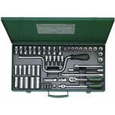 96020108 Stahlwille 45/41/9 3/8 Drive Socket Set