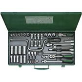 96024113 Stahlwille 45A/33/13 3/8 Drive Socket Set