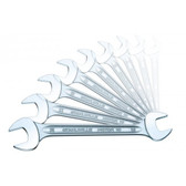 96400305 Stahlwille 10/8 Double Open End Wrench Set