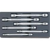 96838109 Stahlwille NR.29/8-19 Socket Wrench Set