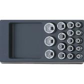 96838112 Stahlwille NR.52/10-32 1/2 Drive Socket Set