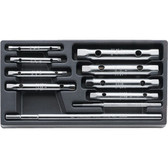 96838168 Stahlwille 10750/8ES Tubular Wrench Set