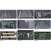 98830002 Stahlwille 808/9 101 Piece Basic Tool Set
