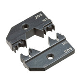 97 49 63 Knipex Crimp Die:  Solar Connectors H+5 (Huber + Suhner):  4.0/6.0mm  10/11 AWG