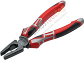 NWS 109-69-180 High Leverage Combination Pliers 180 mm