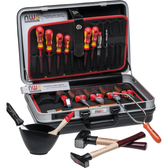 NWS 321K-23 Electricans Tool Case 24 Pieces